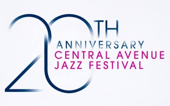 Join KLCS at the Central Avenue Jazz Festival, July 25-26