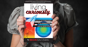 BETWEEN THE LINES WITH BARRY KIBRICK BECKI SALTZMAN – LIVING CURIOUSLY