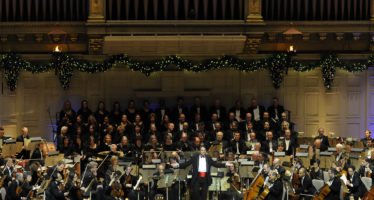 HAPPY HOLIDAYS WITH THE BOSTON POPS