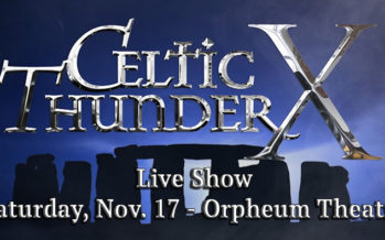 2018 KLCS Celtic Thunder X Live Giveaway Winners