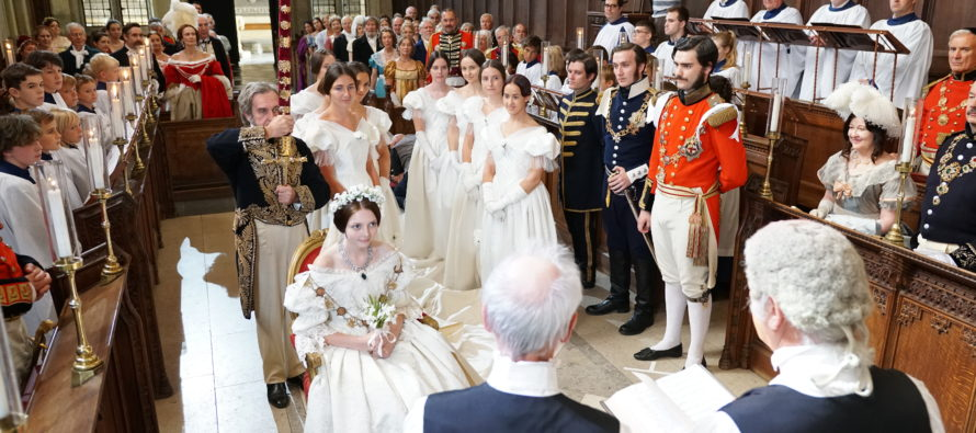 VICTORIA & ALBERT: THE WEDDING