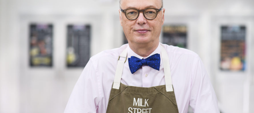 Full Exclusive interview with Christopher Kimball