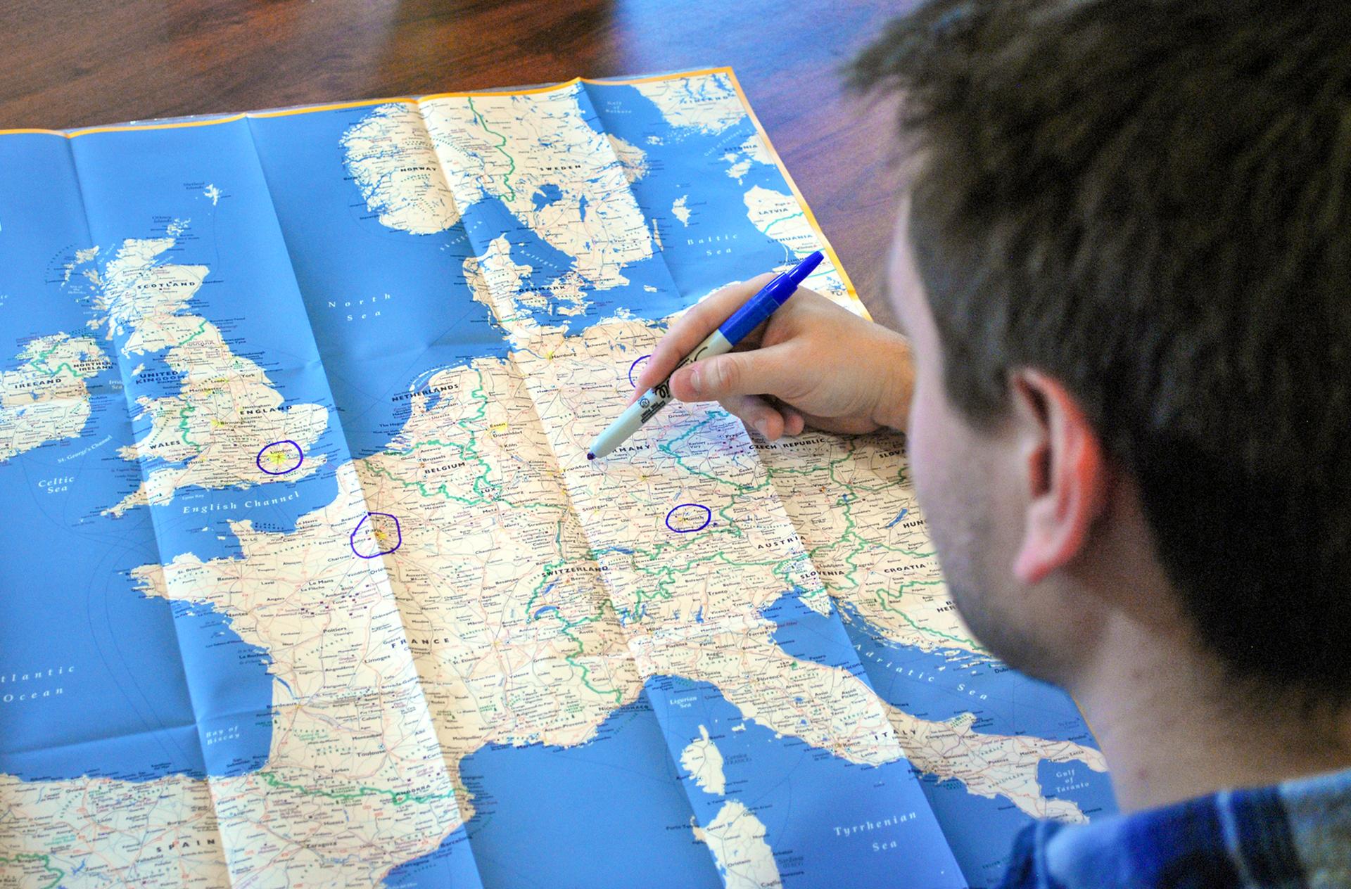 RICK STEVES' EUROPEAN TRAVEL TIPS AND TRICKS