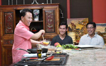 Full Exclusive interview with Martin Yan