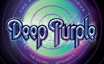 2019 Deep Purple Concert Giveaway