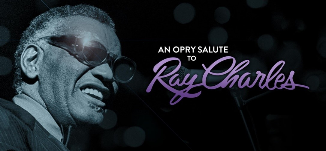 OPRY SALUTE TO RAY CHARLES