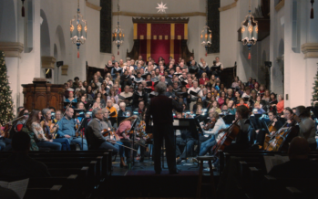 A CLASSIC CHRISTMAS WITH THE BACH FESTIVAL SOCIETY