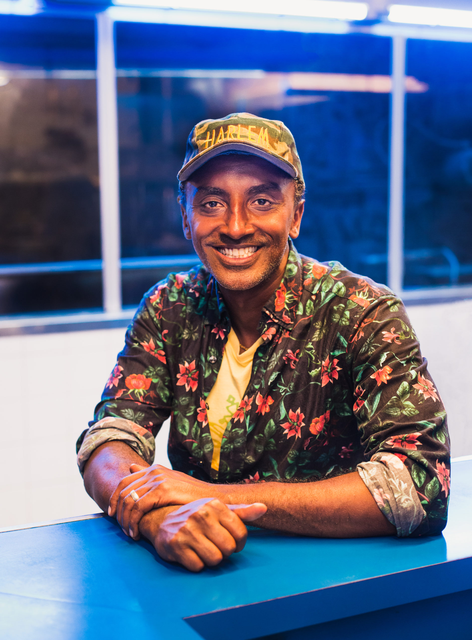 Marcus Samuelsson - Full Interview