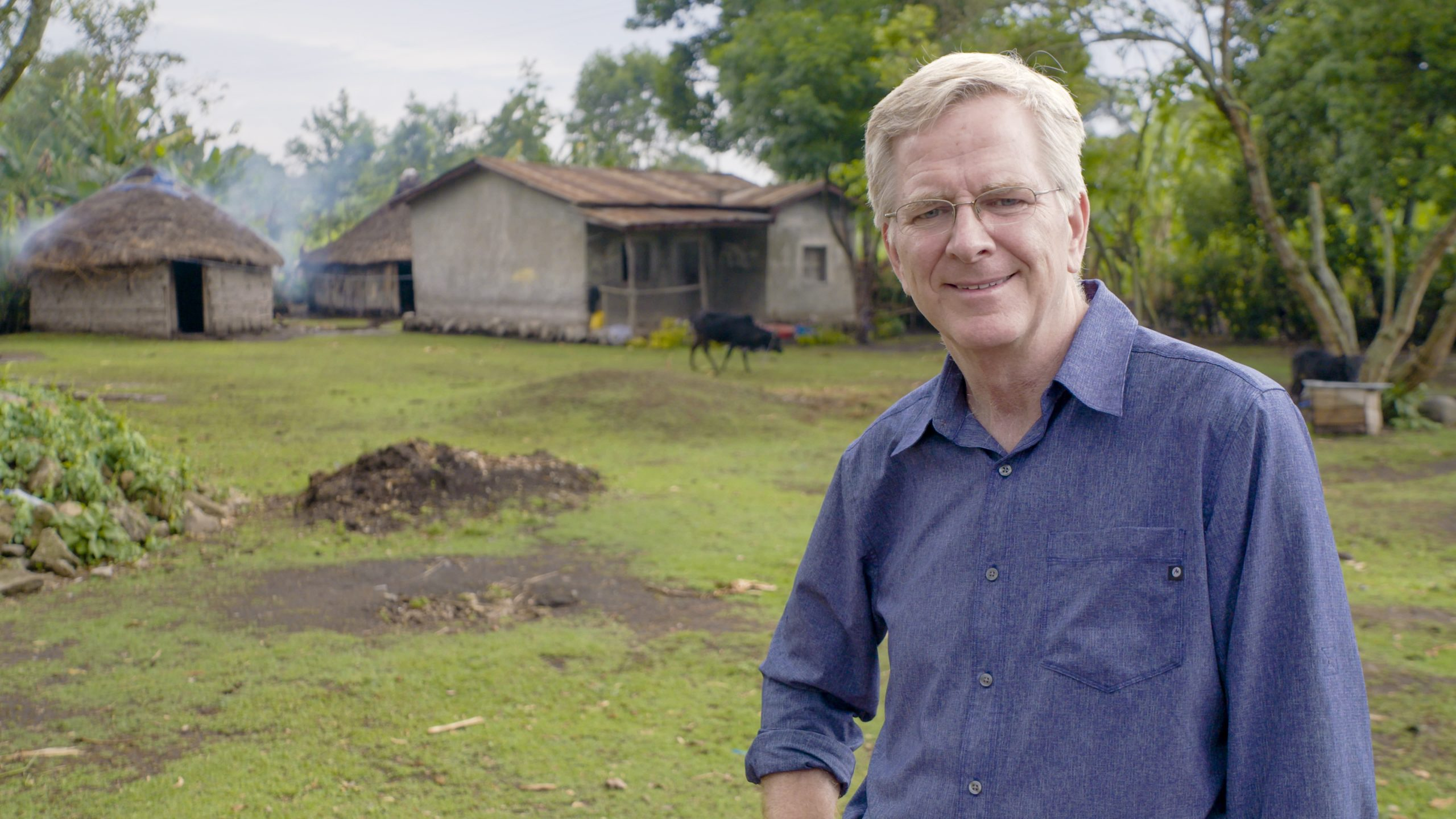 RICK STEVES HUNGER AND HOPE: LESSONS FROM ETHIOPIA AND GUATEMALA
