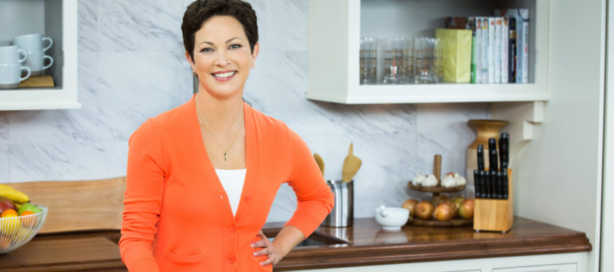Full Exclusive interview with Ellie Krieger